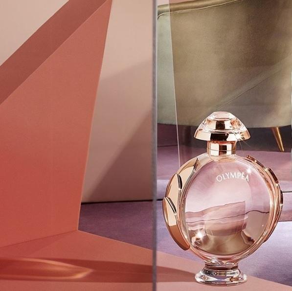 Olympea Paco Rabanne resenha de perfume