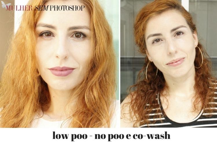 Low Poo e Co Wash é só para cacheadas? resenha