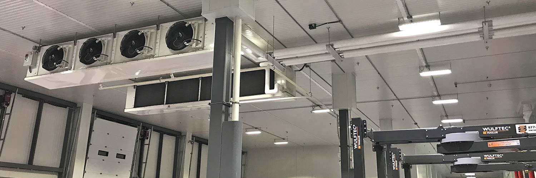 Commercial Refrigerator Services - Design, Install, Repair