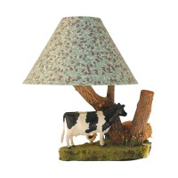 Cow Lamp - Mulligans USA