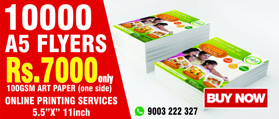 Flyer Printing in Chennai Low Cost Flyer Printing in Chennai