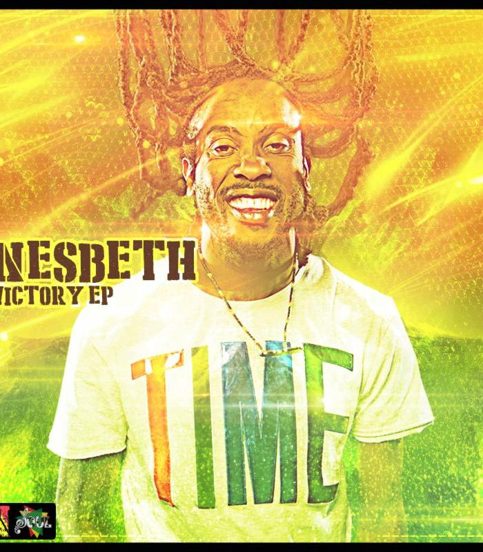 "Reggae Star Nesbeth ""Victory"" EP Launch to be Streamed Live from Jamaica"