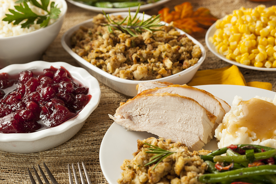 Buying Thanksgiving Dinner! multiplication