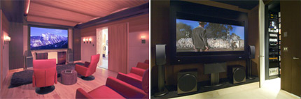 Talk About CEDIA - 19 Incredible Home Theaters