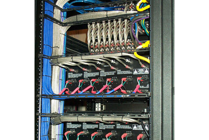Talk About CEDIA - Great looking racks