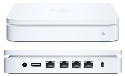 AirPort Extreme 802.11n