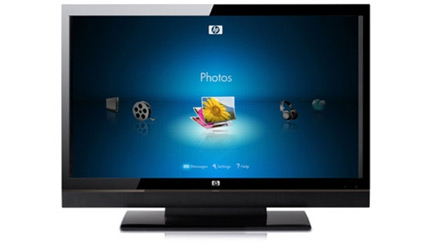 HP MediaSmart LCD HD TV