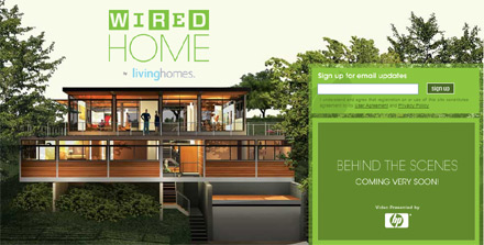Wired Living Home