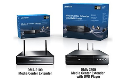 Linksys Vista Media Extender