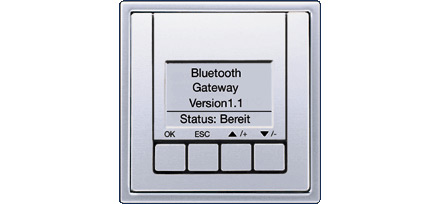 Interface KNX Bluetooth Jung