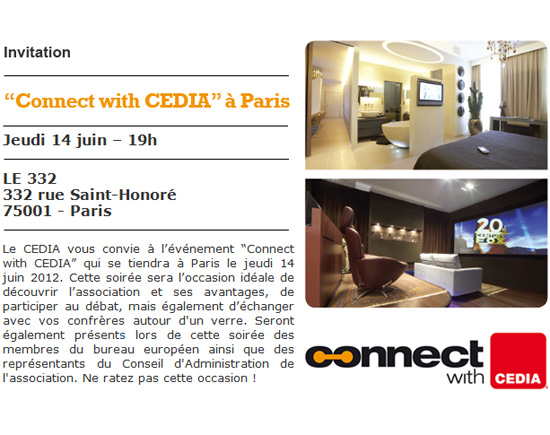 connect with cedia 2012