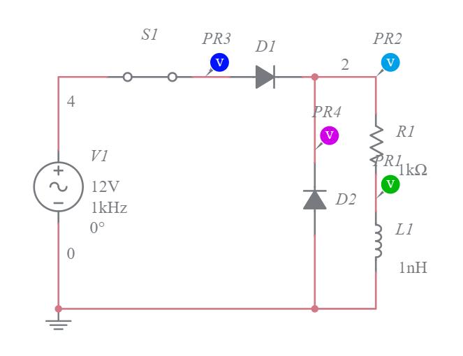 astable multivibrator public circuit online circuit simulator