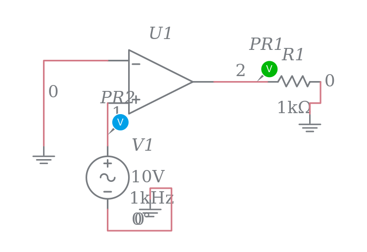 improved opamp differentiator amplifier