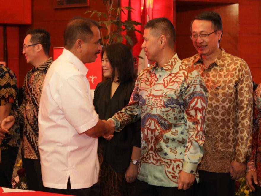 Menteri Pariwisata Mengucapkan Selamat