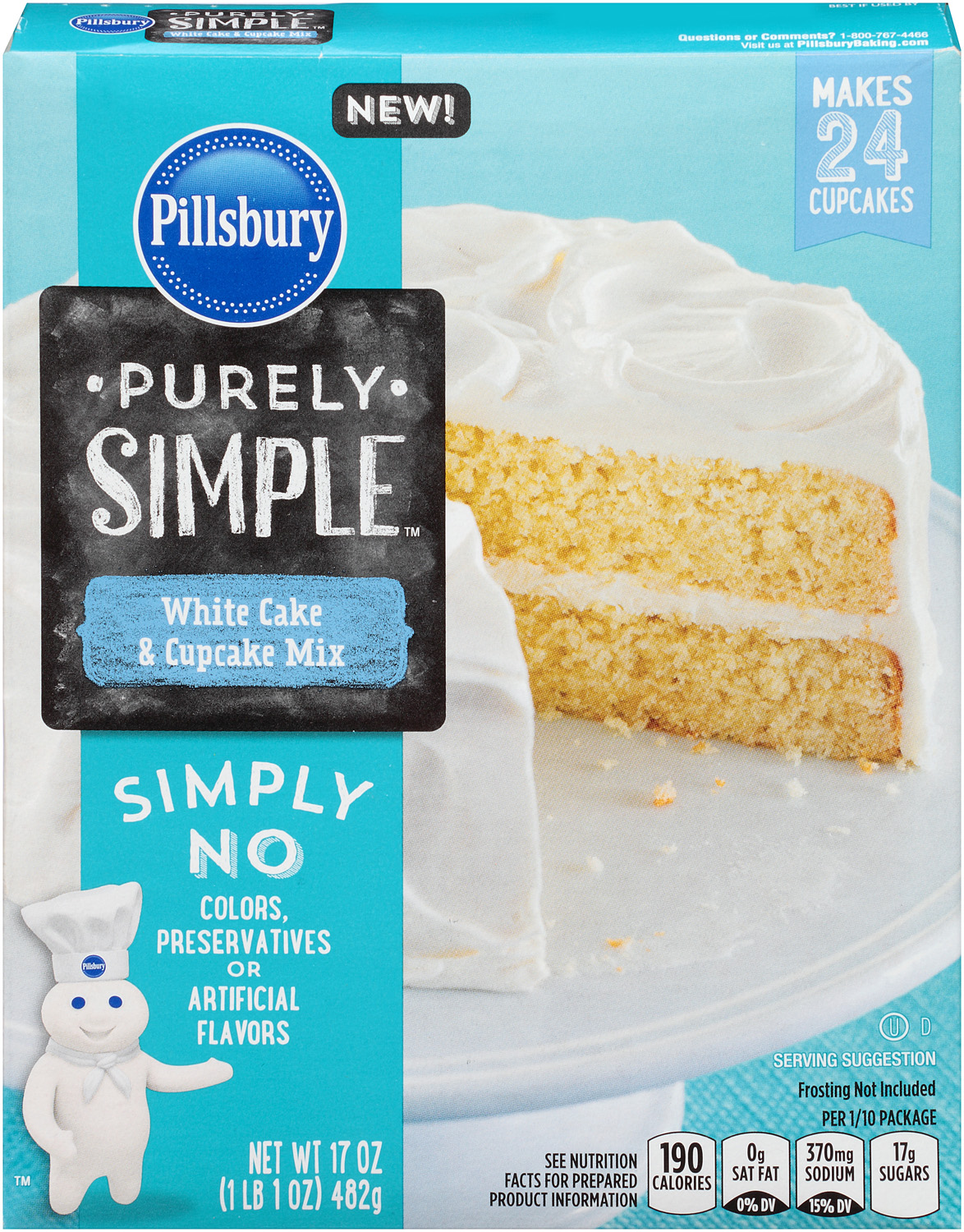 Celebrate More With New Pillsburytmpurely Simpletm Baking