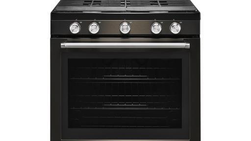 Kitchenaid Cooktop Black Kitchenaid Electric Dryer