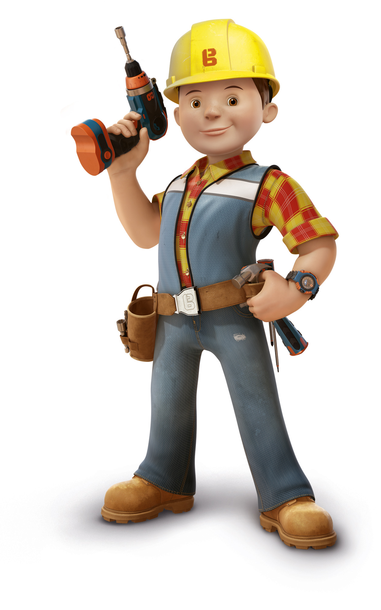 Cartoon City 3d Live Wallpaper Bob The Builder Is Back With Brand New Content Bringing