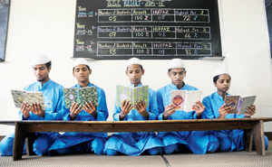 Madrassas rebooting, going beyond religion
