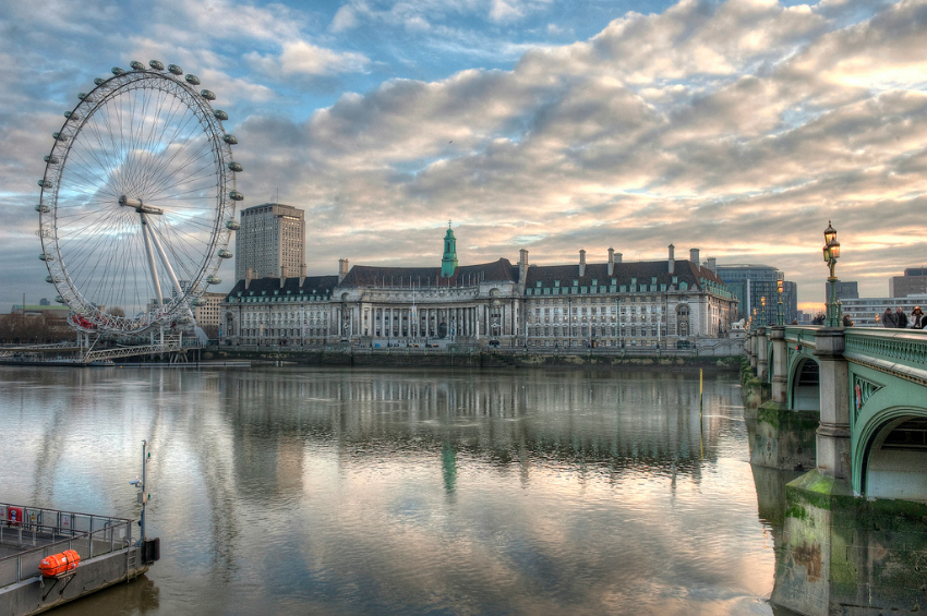 a child-free weekend in London