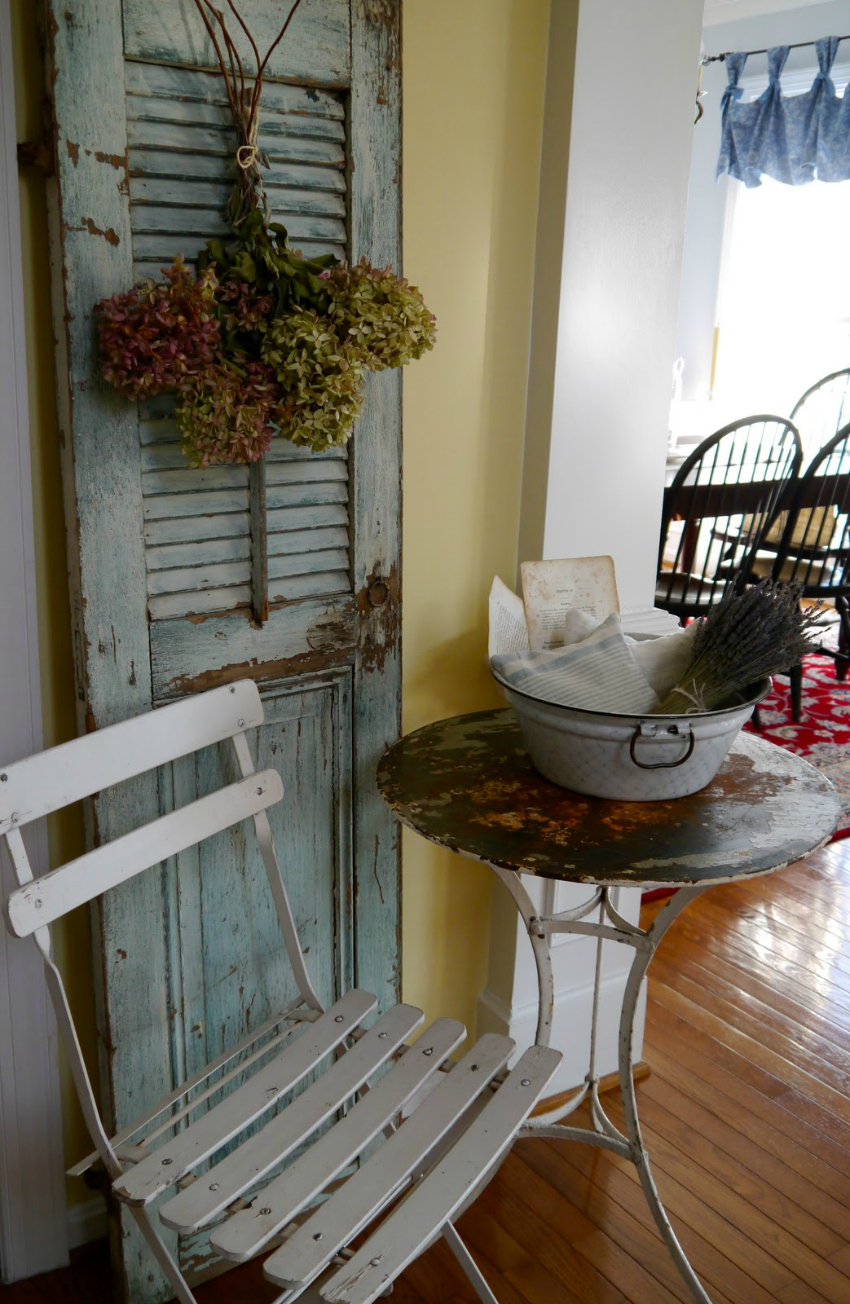 french bistro with country charm