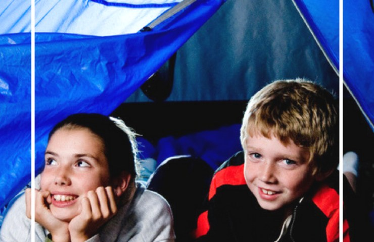 10 top tips for camping with kids