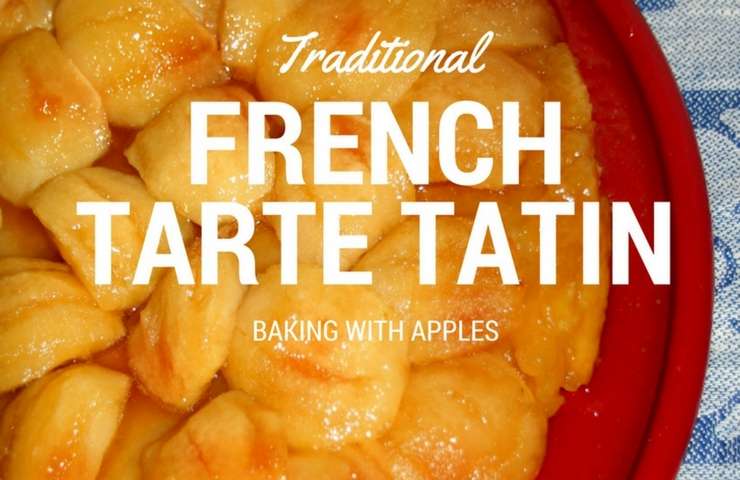 Traditional Tarte Tatin recipe