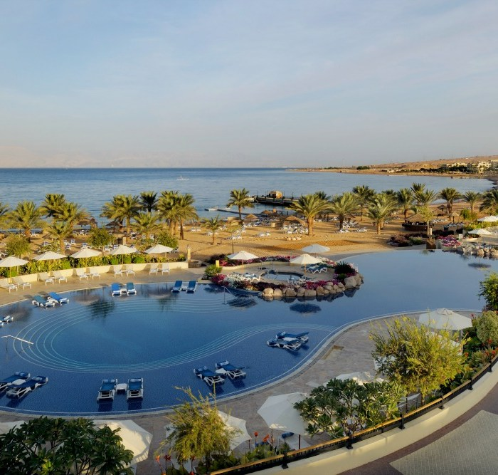 Movenpick Resort & Spa Tala Bay Pool 2