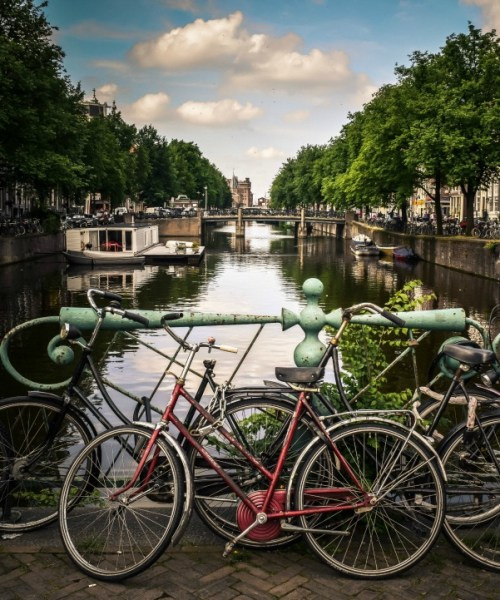 Amsterdam the ultimate guide