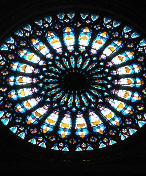 Orvieto Duomo Window
