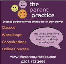 The Parent Practice Ad