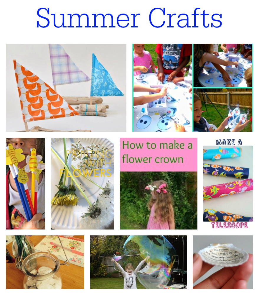 carnivalsummercraftsCollage