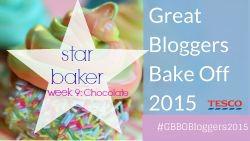GBBO 2015 star baker week 9