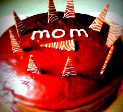 birthday cake, mumof2
