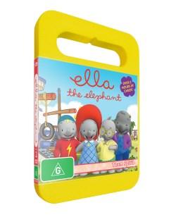 Small Of Ella The Elephant