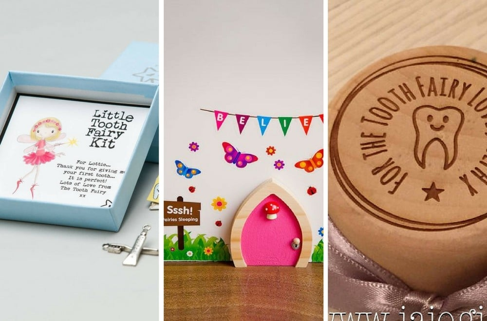 Tooth Fairy Inspiration and Printables - Mums Make Lists