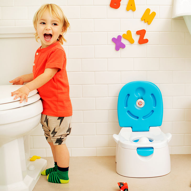 How to Potty Train Without Losing Your Sanity - Potty Training Tips
