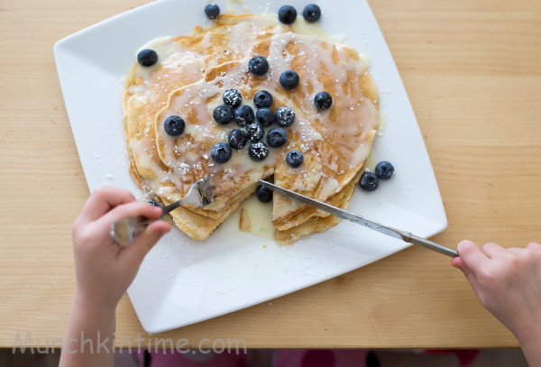 Wake Up To A Better Breakfast With A Quick Kefir Pancakes