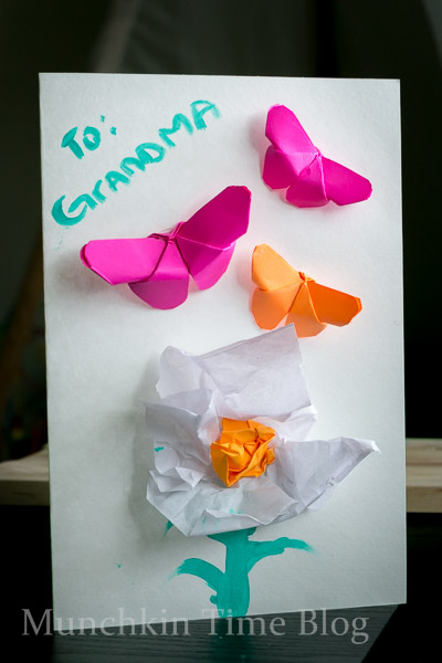 Easy DIY Tutorial Handmade Mothers Day Card - mother sday cards