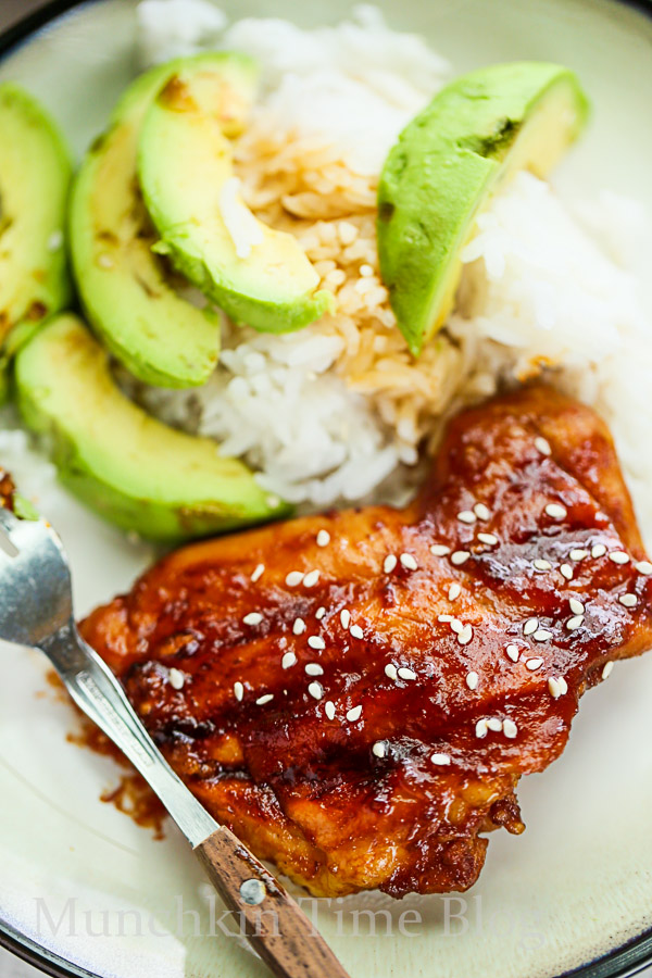 Best hawaiian bbq chicken recipe munchkin time for Aloha asian cuisine