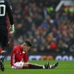 Marcos Rojo Injured Manchester United