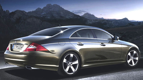 Coupe Mercedes Benz CLS