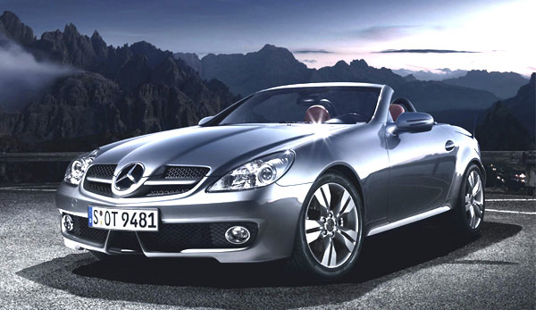 Coupe Mercedes Benz SLK