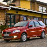 Fiat Palio Weekend Trekking 2009