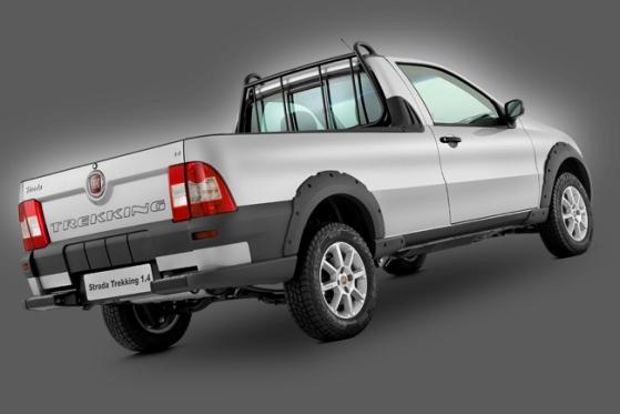 Fiat Strada 2009
