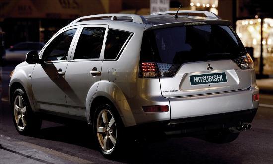 Nueva Mitsubishi Outlander 2009 | Mundoautomotor