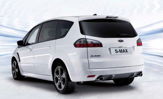 Ford S-Max Special Edition