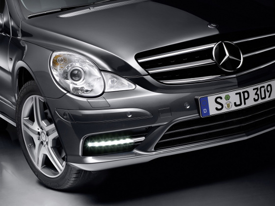 Mercedes Benz Clase R Grand Edition