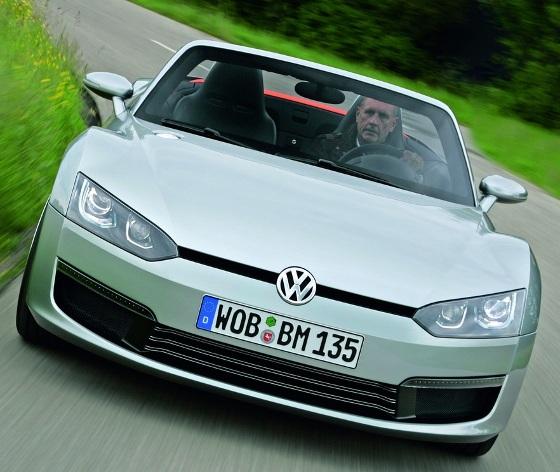 VW BlueSport Roadster Concept