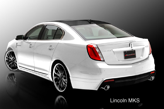 2009 Lincoln MKS by Raceskinz