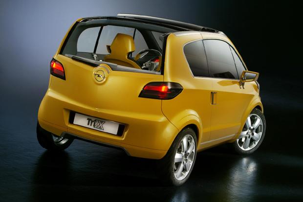Opel trixx 5